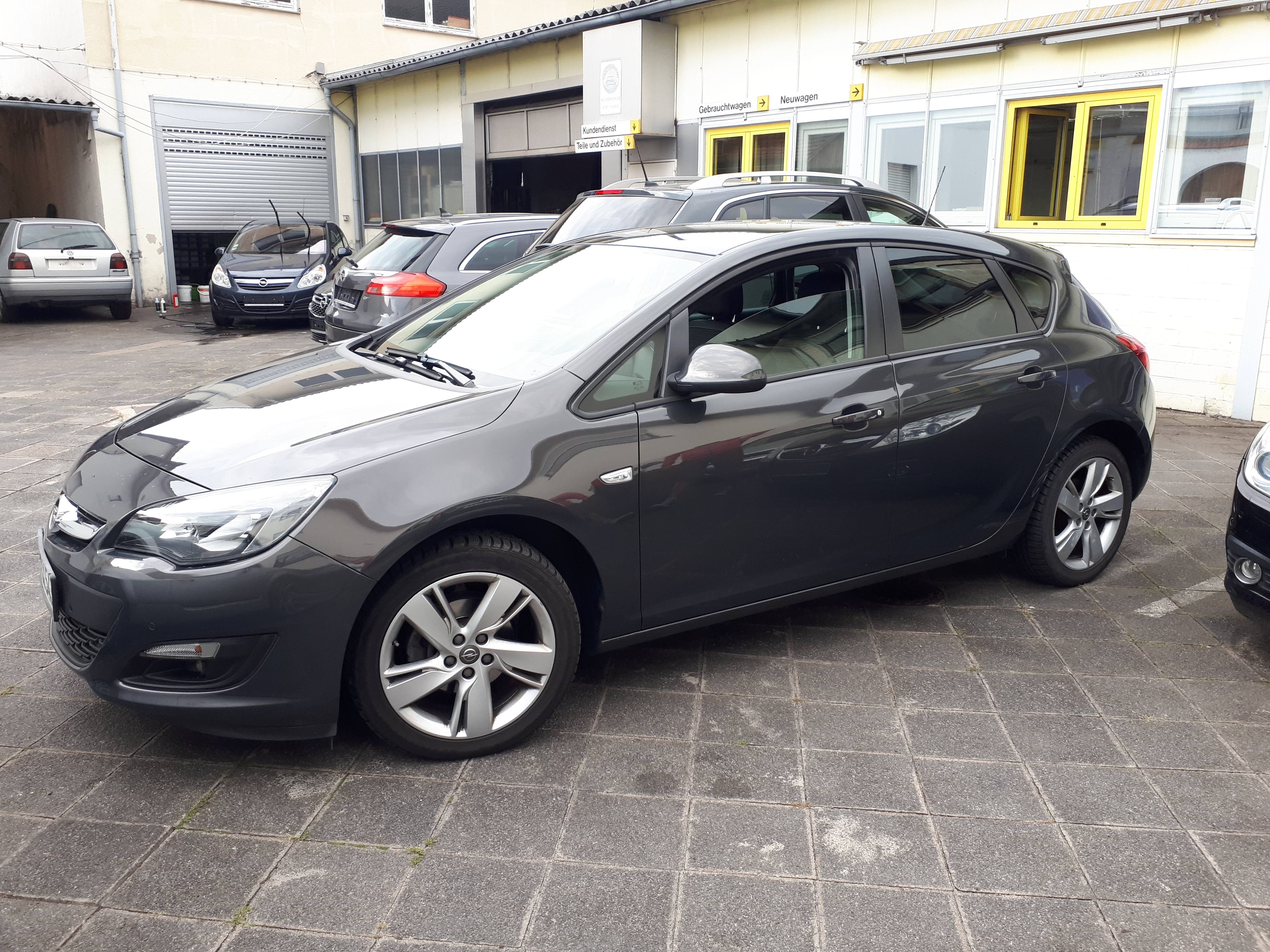 "Opel Astra J ""Style"""